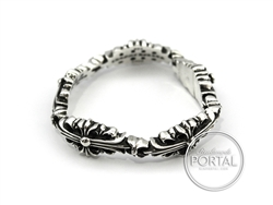 Chrome Hearts - C.H Link Bracelet - Small Size
