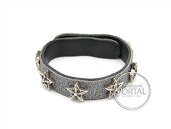 Chrome Hearts - C.H. Plus Star Studs Studs 2-Snap in Metalli ...