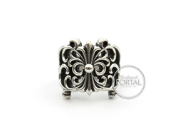 Chrome Hearts - C.H. Plus Ring Butterfly