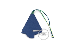 Hermes Petit H Charm - Sail Boat in Bleu in Evergraine and B ...